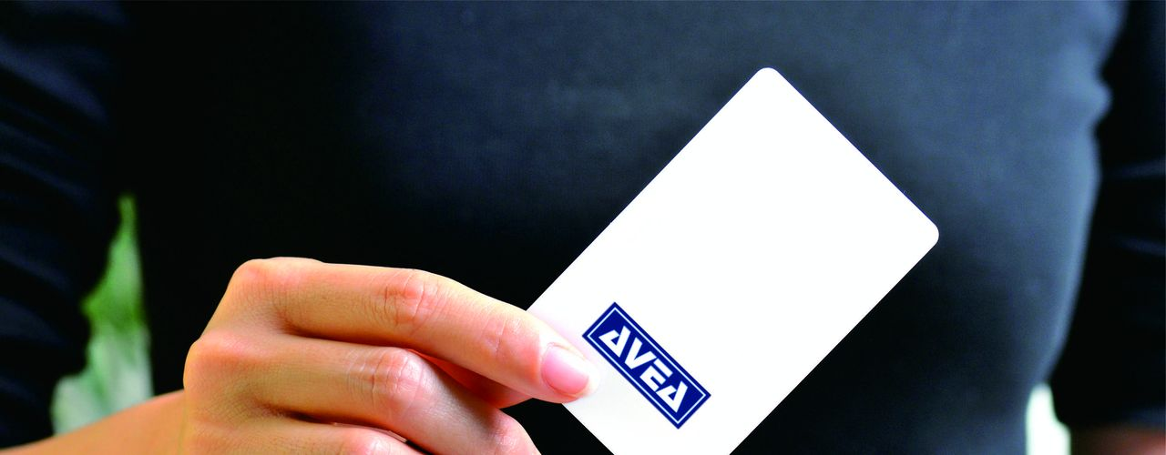 AVEA provides you with the simplest RFID solution.