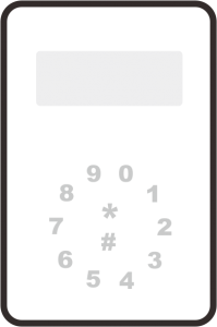 MF-WEB05A NFC/Mifare RFID リーダー