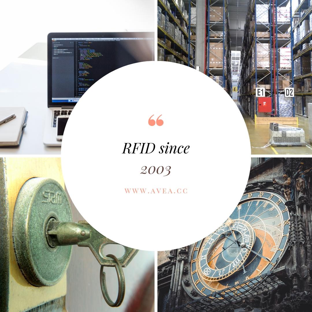 AVEA RFID since 2003