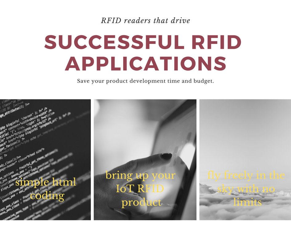 successful rfid applications - AVEA - designs and creates