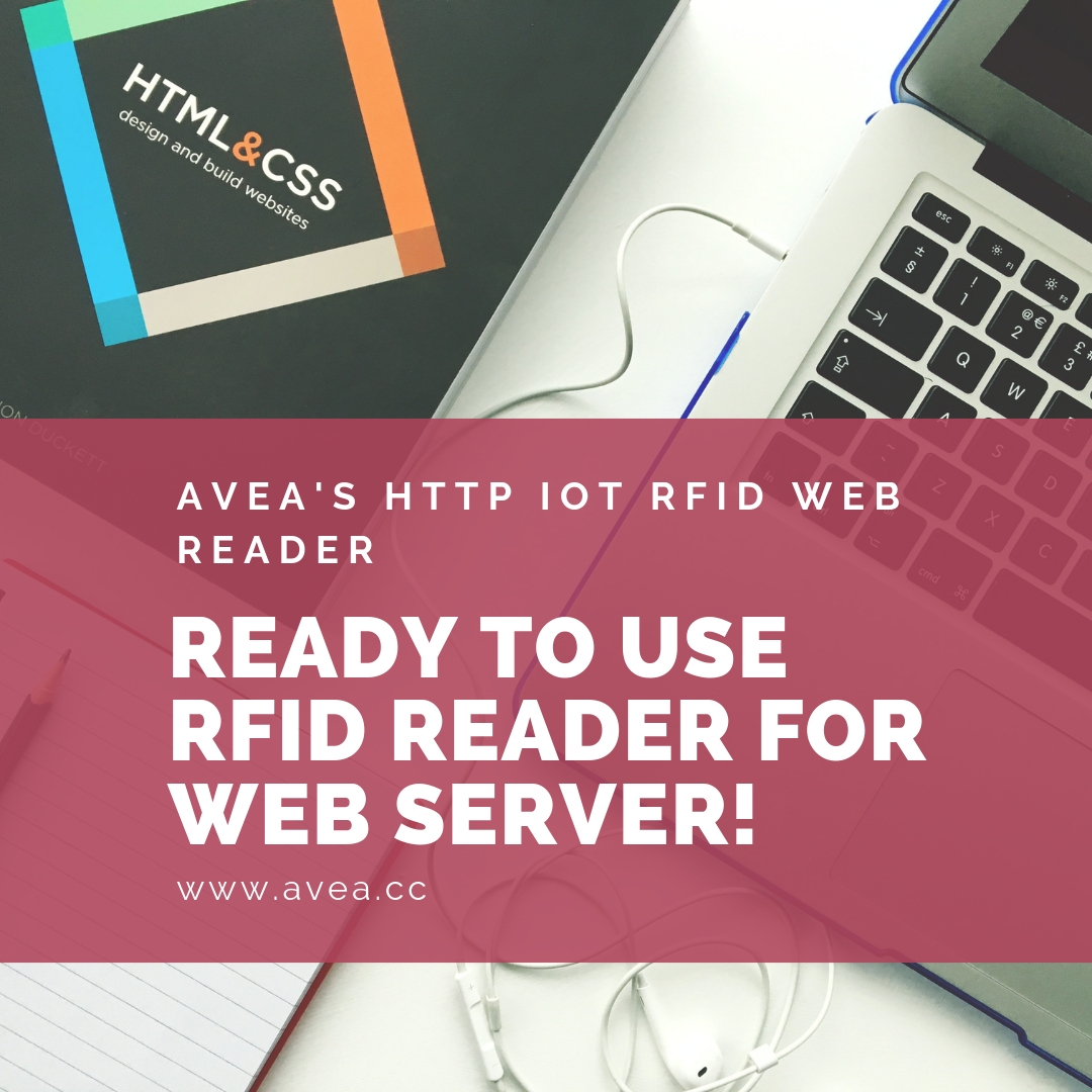 READY TO USE RFID READER FOR WEB SERVER