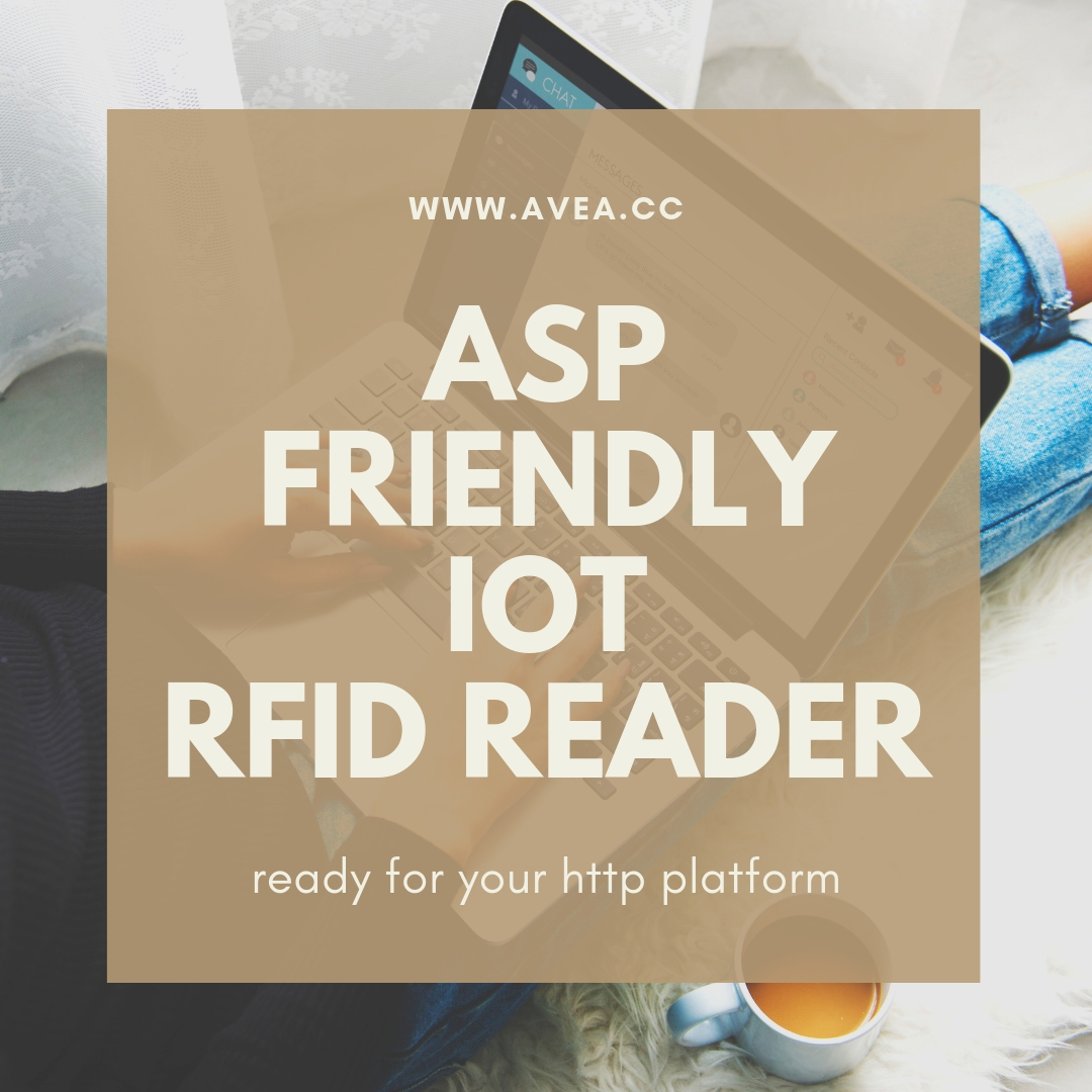 asp friendly iot rfid reader