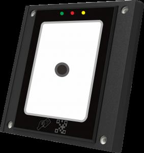 qr1m Mifare Wiegand 34 RFID QR Code Reader