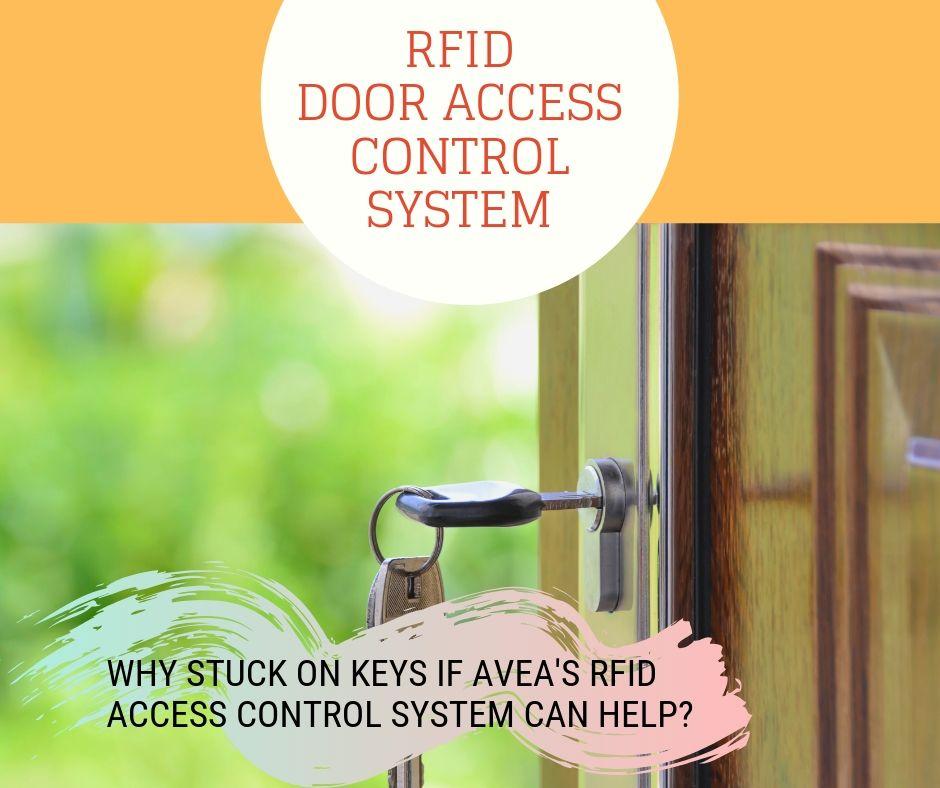 avea door access control system