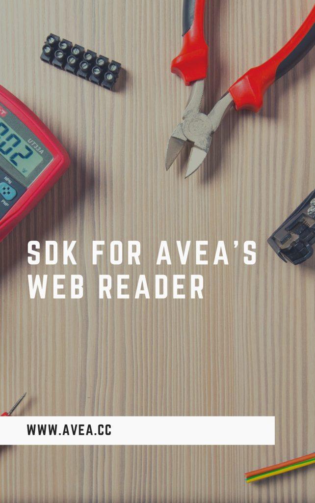 SDK for avea's http rfid WEB readers