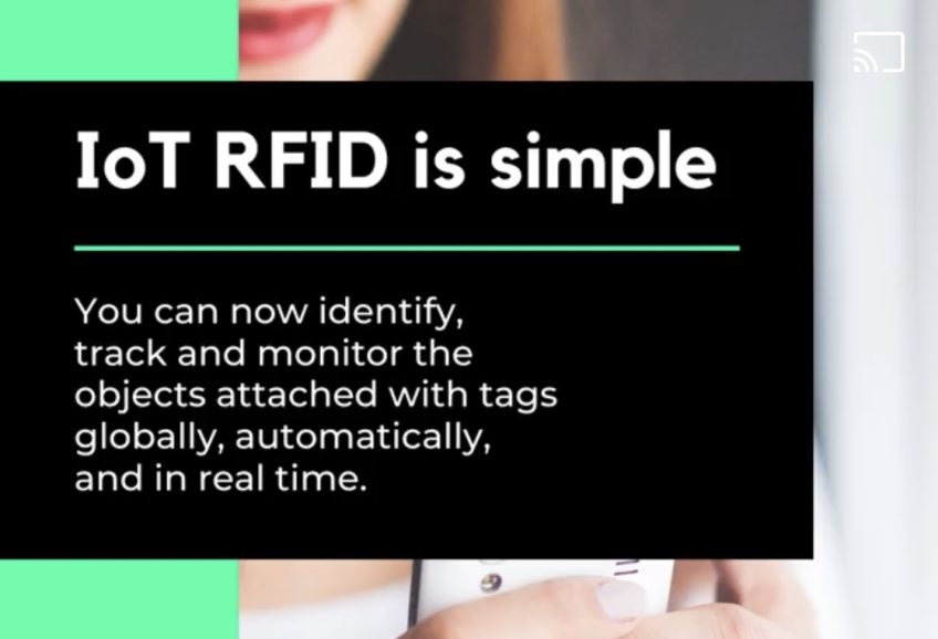 IoT rfid reader for php & sql web server